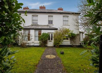 Thumbnail 5 bed detached house for sale in Shebbear, Shebbear, Beaworthy, Devon