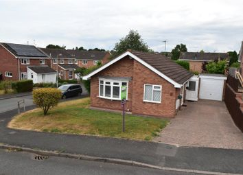 Thumbnail 3 bed detached bungalow for sale in Brantwood Road, Droitwich, Worcestershire