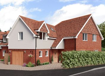 Thumbnail 4 bed detached house for sale in Pear Tree Close, South Road, Alresford