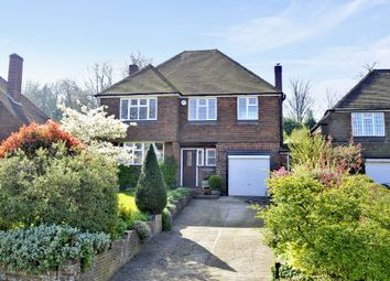 Thumbnail 4 bed detached house to rent in Pewley Way, Guildford