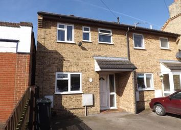 Thumbnail 3 bed semi-detached house for sale in Havelock Road, Biggleswade, Bedfordshire