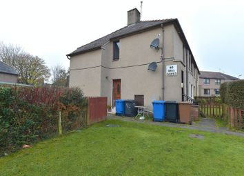 Thumbnail 4 bedroom flat for sale in Cardross Crescent, Broxburn