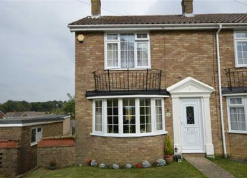 Thumbnail 2 bed end terrace house to rent in Jeffreys Way, Uckfield