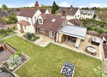 Thumbnail 5 bed detached house for sale in Turnball, Chiseldon, Swindon