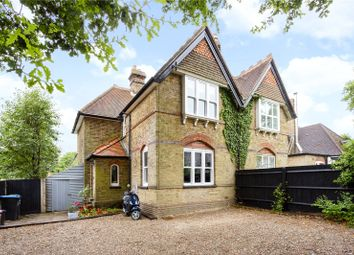 The Schoolhouse, Chaldon Road, Caterham, Surrey CR3. 3 bed semi-detached house