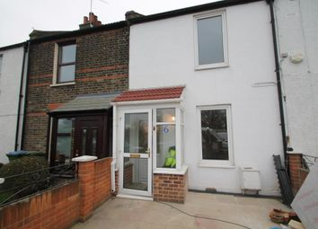 Thumbnail 2 bed terraced house to rent in Kings Highway, Plumstead