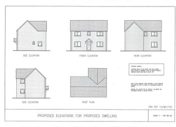 Thumbnail Land for sale in Brynawel, Brynmawr, Ebbw Vale
