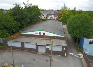 Thumbnail Commercial property for sale in See Tech Premises, Stonebroom Industrial Estate, Alfreton