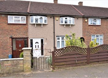 Thumbnail 3 bedroom terraced house for sale in Petersfield Avenue, Romford