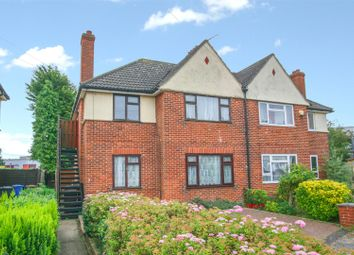 Thumbnail 2 bed flat for sale in Halton Crescent, Ipswich