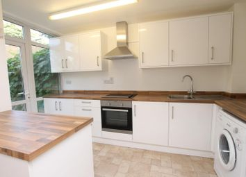Thumbnail 3 bed terraced house to rent in Weymede, Byfleet, West Byfleet