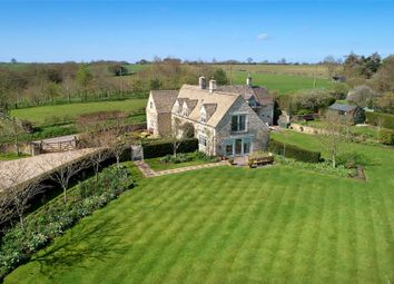 Thumbnail 4 bed detached house for sale in Winson, Cirencester, Gloucestershire