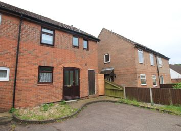 Thumbnail 4 bed flat to rent in Harry Barber Close, Norwich