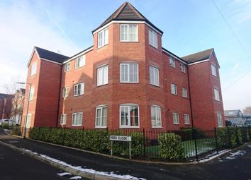 Thumbnail 2 bed flat to rent in 6, Reed Close, Bolton, Lancashire