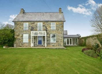 Thumbnail 4 bed detached house for sale in Llannor, Pwllheli, Gwynedd