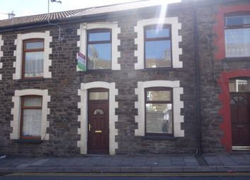 Thumbnail 3 bed terraced house to rent in High Street, Porth