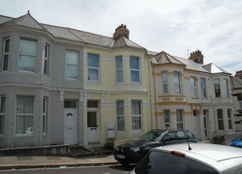 Thumbnail 1 bed flat to rent in Grafton Road, Mutley, Plymouth