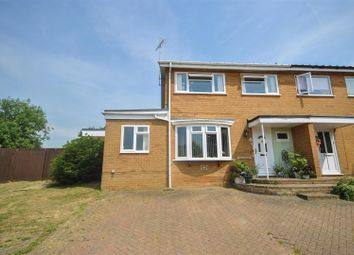 Thumbnail 4 bedroom property for sale in Cobb Hall Road, Newton Longville, Milton Keynes