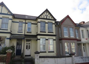 Thumbnail 2 bed flat for sale in Chestnut Road, Peverell, Plymouth