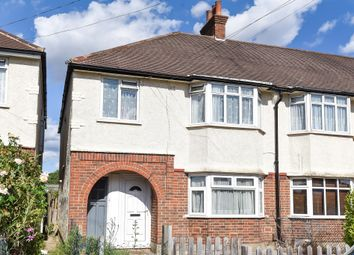 Thumbnail 1 bed maisonette for sale in Wide Way, Mitcham