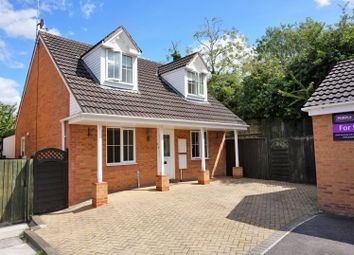 Thumbnail 4 bed detached house for sale in Dartmoor Close, Swindon