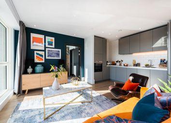 Thumbnail 1 bedroom flat for sale in Leon House, High Street, Croydon