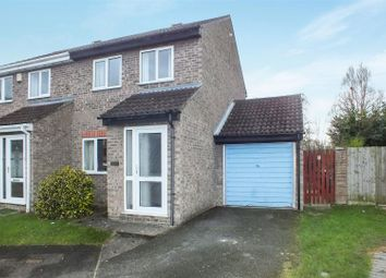 Thumbnail 2 bed semi-detached house for sale in Anson Place, Eaton Socon, St. Neots