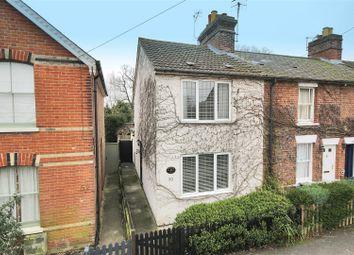 Thumbnail 2 bed semi-detached house for sale in Mount Pleasant, Hildenborough, Tonbridge