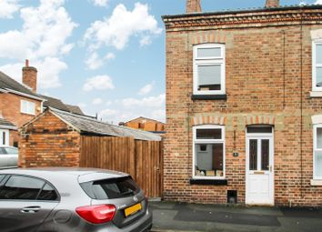 Thumbnail 1 bed town house for sale in Brookfield Street, Syston, Leicester