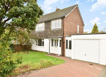 Thumbnail 3 bed semi-detached house to rent in Wrecclesham, Farnham, Surrey