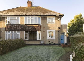 Thumbnail 2 bed flat for sale in Grove Close, Kingston Upon Thames