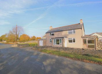 Thumbnail 3 bed detached house for sale in Rhes Y Cae, Flintshire
