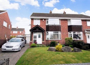 Thumbnail 3 bedroom semi-detached house for sale in Chapel Street, Forsbrook, Stoke-On-Trent