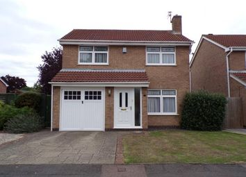 Thumbnail 4 bed detached house for sale in Wolsey Close, Leicester Forest East, Leicester, Leicestershire