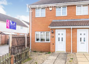 3 bed semi-detached house to rent in Balmoral Road, Oakham LE15