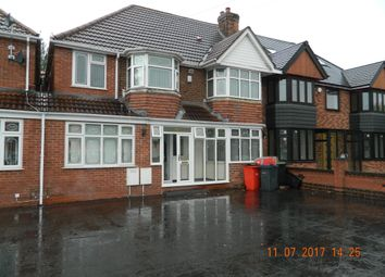 Thumbnail 4 bed semi-detached house to rent in Ventnor Avenue, Hodge Hill, Birmingham