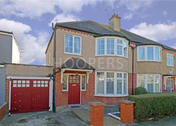 Thumbnail 3 bed semi-detached house for sale in Gladstone Park Gardens, London