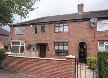 Thumbnail 3 bed town house for sale in Summerville Road, Trent Vale, Stoke-On-Trent