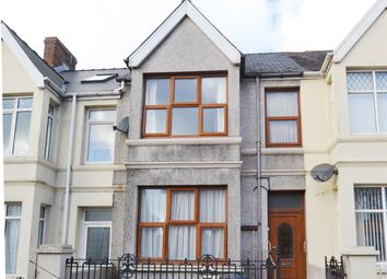 Thumbnail 3 bed terraced house for sale in Great North Road, Milford Haven