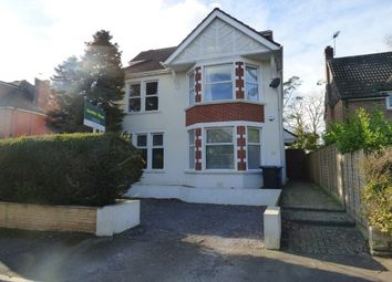 Thumbnail 2 bed flat to rent in Ormonde Road, Branksome Park, Poole