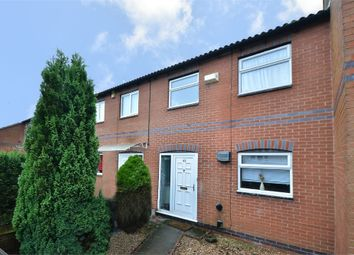 Thumbnail 3 bed town house for sale in Bramley Court, Sutton-In-Ashfield, Nottinghamshire
