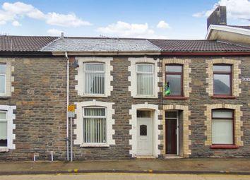 Thumbnail 3 bed terraced house for sale in Robert Street, Pontypridd, Rhondda Cynon Taf