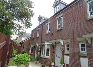 Thumbnail 4 bed town house for sale in Denbeigh Court, Hirwaun, Aberdare