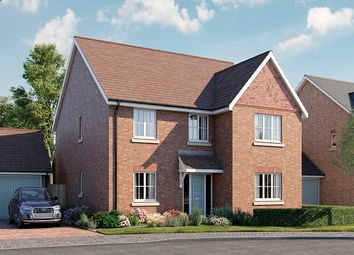 "Thumbnail 5 bed property for sale in ""The Cardea"" at Reading Road, Burghfield Common, Reading"
