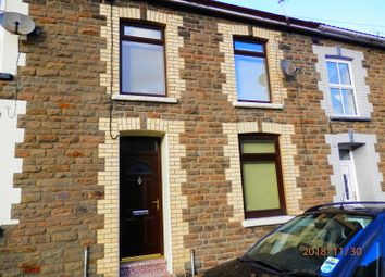 Thumbnail 2 bed terraced house for sale in Tallis Street, Cwmparc, Rhondda Cynon Taff.