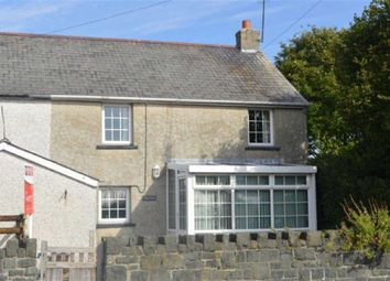 Thumbnail 3 bed cottage for sale in Tegfan, Bryncrug, Gwynedd