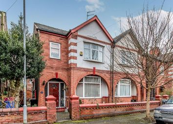 Thumbnail 3 bed semi-detached house for sale in Carson Road, Burnage, Manchester