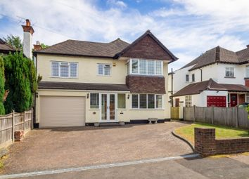 Thumbnail 5 bed detached house for sale in Arundel Road, Cheam, Sutton