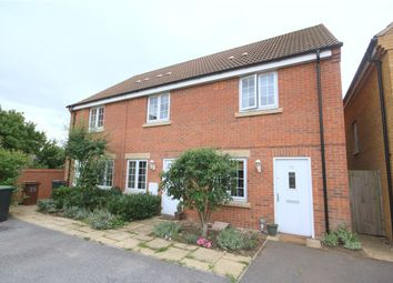 Thumbnail 2 bed end terrace house for sale in The Sidings, Cranwell Village, Lincolnshire