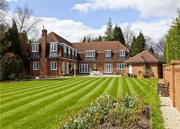 Thumbnail 5 bedroom detached house for sale in Titlarks Hill, Sunningdale, Ascot